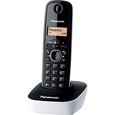 Τηλέφωνο PANASONIC KX-TG1611 ασύρματο, black & white