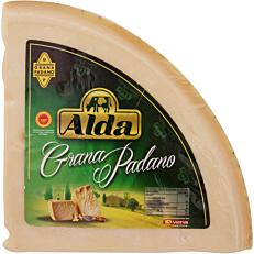Τυρί ALDA grana padano Ιταλίας (~4kg)