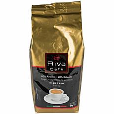 Καφές RIVA CAFÉ espresso gold σε κόκκους (1kg)