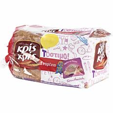 Ψωμί ΚΡΙΣ ΚΡΙΣ τοστ σταρένιο (400g)