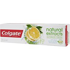 Οδοντόκρεμα COLGATE natural lemon (75ml)