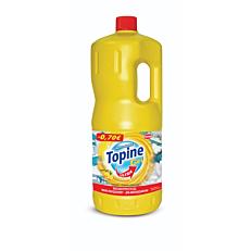 Χλωρολευκαντικό TOPINE λεμόνι gel (2lt)