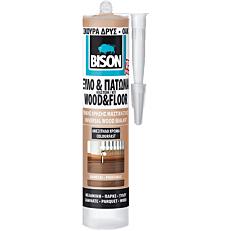 Μαστίχη BISON Nl12 ξύλου, νέα σκούρα δρυς (300ml)