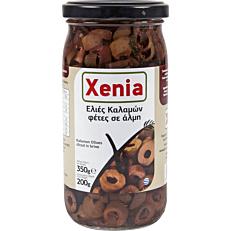 Ελιές XENIA καλαμών σε φέτες (350g)