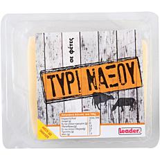 Τυρί LEADER Νάξου σε φέτες (200g)