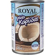 Γάλα ROYAL καρύδας (400ml)