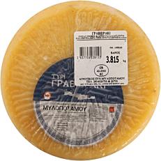 Τυρί ΜΥΛΟΠΟΤΑΜΟΥ γραβιέρα Κρήτης (~3kg)