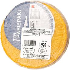 Τυρί ΜΥΛΟΠΟΤΑΜΟΥ γραβιέρα Κρήτης (~2kg)