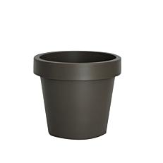 Γλάστρα IRIS γκρι, καφέ Νο. 972