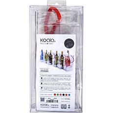 Cooler Ice Bag πορτοκαλί 11x11x25cm