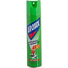 Κατσαριδοκτόνο AROXOL σε σπρέι -1,50€ (300ml)