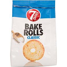 Αρτοσκεύασμα 7DAYS BAKE ROLL κλασικά (160g)
