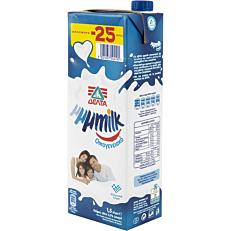 Γάλα ΔΕΛΤΑ My μμμmilk υψηλής παστερίωσης πλήρες 3,5% λιπαρά (1,5lt)
