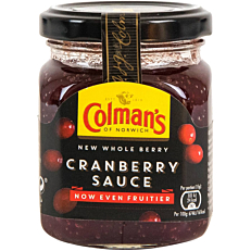 Σάλτσα COLMAN'S cranberry (165g)