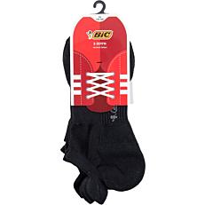 Κάλτσες BIC AVIGLIANO ανδρικές μαύρες No.10 (2τεμ.)