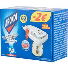 Εντομοκτόνο AROXOL υγρό σετ