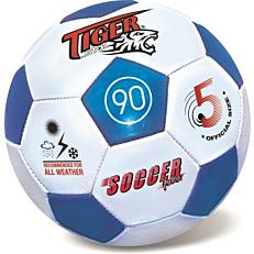 Μπάλα TIGER δερμάτινη soccer fever No.5