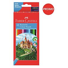 Ξυλομπογιές FABER-CASTELL (12τεμ.)