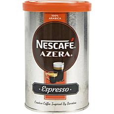 Καφές NESCAFÉ AZERA espresso σε τσίγκινο κουτάκι (100g)