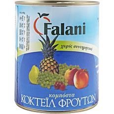 Κομπόστα ΦΑΛΑΝΗ κοκτέιλ φρούτων (500g)
