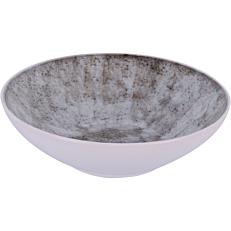 Μπολ με υφή μαρμάρου Stoneware Φ17,5cm
