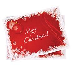 Σουπλά merry christmas 30x40cm (500τεμ.)