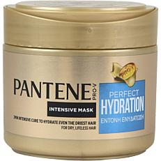 Μάσκα μαλλιών PANTENE για τέλεια ενυδάτωση (300ml)