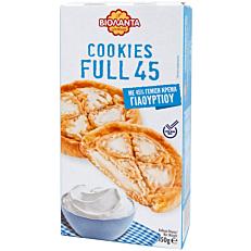 Μπισκότα ΒΙΟΛΑΝΤΑ cookies Full 45 με γέμιση κρέμα γιαουρτιού (150g)