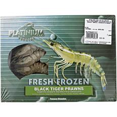 Γαρίδες black tiger 21-30 κατεψυγμένες (1kg)