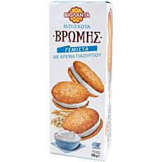 Μπισκότα ΒΙΟΛΑΝΤΑ γεμιστά με γιαούρτι (180g)