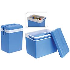 Ψυγεία φορητά σετ 15/35lt, 30x21x39cm/49x31x39cm