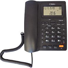 Τηλέφωνο OSIO OSW-4710B ενσύρματο, μαύρο