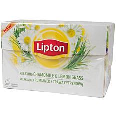 Αφέψημα LIPTON χαμομήλι και άρωμα λεμόνι (20x1,3g)