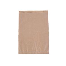 Τσάντα χάρτινη κραφτ χωρίς χερούλι 26x26x18cm (50τεμ.)