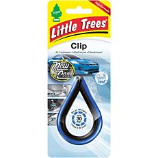 Αρωματικό αυτοκινήτου LITTLE TREES new car clip