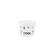 Μπολ χάρτινα παγωτού 120ml (50τεμ.)