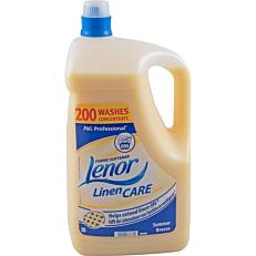 Μαλακτικό ρούχων LENOR summer breeze συμπυκνωμένο (200μεζ.)
