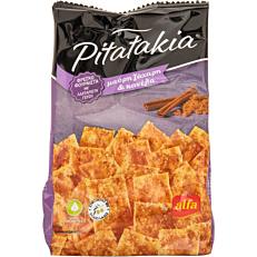 Σνακ ALFA pitatakia μαύρη ζάχαρη & κανέλα (100g)