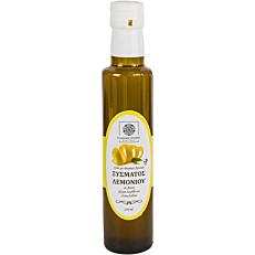 Ελαιόλαδο έξτρα παρθένο με άρωμα λεμόνι (250ml)