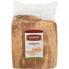 Μπέικον ΛΑΚΩΝΙΚΗ Snack άκοπο (~1,5kg)