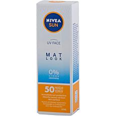 Αντηλιακή κρέμα προσώπου NIVEA SPF 50 (50ml)