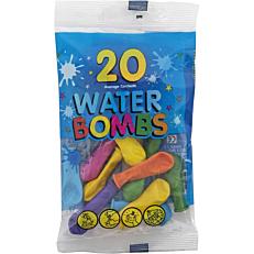Μπαλόνια νερόβομβες (20τεμ.)