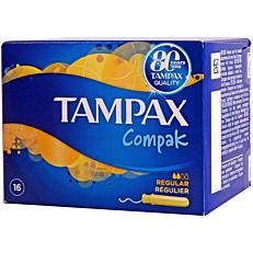 Ταμπόν TAMPAX Regular (16τεμ.)