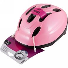 Κράνος ποδηλάτου DURCA παιδικό 48 έως 54 cm ροζ