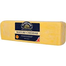 Τυρί LYE CROSS FARM cheddar Αγγλίας (~2,5kg)