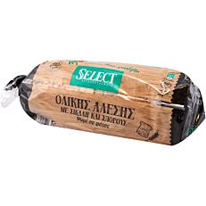 Ψωμί SELECT τοστ σικάλεως κατεψυγμένο (950g)