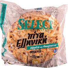 Πίτα SELECT φουρνιστή κατεψυγμένη 15cm (10τεμ.)