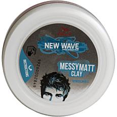 Πηλός μαλλιών NEW WAVE mat look (75ml)