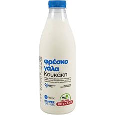 Γάλα ΦΑΡΜΑ ΚΟΥΚΑΚΗ φρέσκο 3,7%-4,1% λιπαρά (1lt)