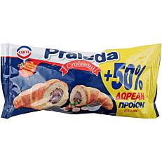 Κρουασάν ΕΒΓΑ Praleda με γέμιση φουντούκι (120g)